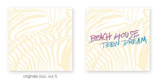 Beach House - Teen Dream cover