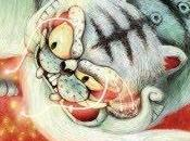 tigre sourcils blancs