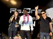 Kareena Kapoor, Shahrukh Khan Akon conférence presse Ra.One