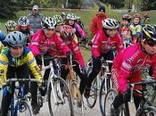 Cyclo cross épreuve glaciale Champs d'Amour