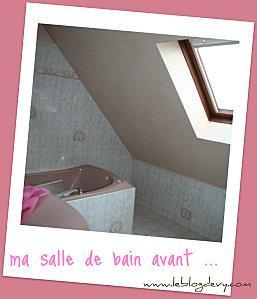 Relooking de ma salle de bain voir - Relooking salle de bain avant apres ...