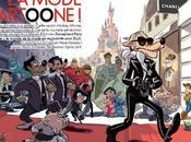 mode cartoone dans ELLE avec Disney grâce Ulrich Schröder