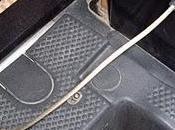 Bricolage.La sécurité camping car.Les portes porteur.