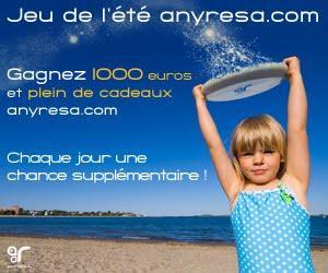 Gagnez 1000 euros et des centaines de cadeaux