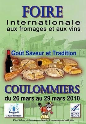 Foire aux fromages de coulommiers