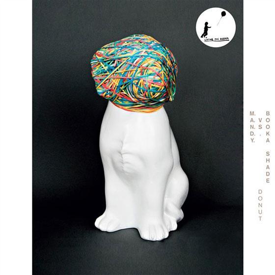 MANDY vs Booka Shade - Donut (Remixes EP)