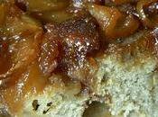 Gâteau renversé pommes