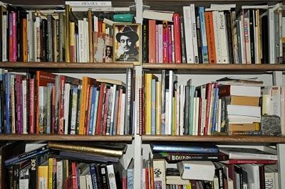 Bibliothèque Inde
