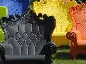 Queen love, fauteuil positive attitude