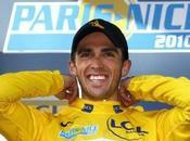 Paris-Nice...Alberto Contador voit jaune.