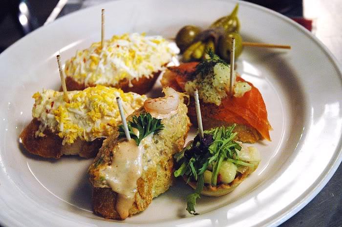 Cuisine domicile des cours de tapas d couvrir - Cours cuisine a domicile ...