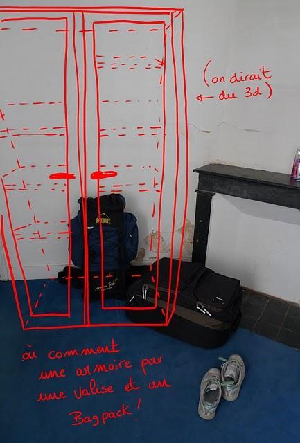 mon armoire dans une valise d couvrir. Black Bedroom Furniture Sets. Home Design Ideas