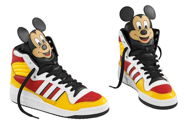 Acheter Adidas Jeremy Scott Mickey
