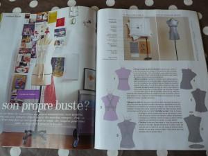 fabriquer son propre mannequin couture voir. Black Bedroom Furniture Sets. Home Design Ideas