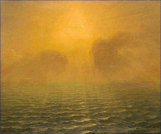 Au ciel des lumi res l 39 esprit un paysage de simon mathurin lantara paperblog - L esprit des lumieres ...