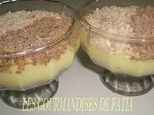 Dessert choco-citron-speculoos