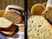 Cake Citron Graines Pavot (vegan, sans oeuf plv)