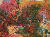 Variation thème d'Ali-Khodja: abstraction irisée pour dire solitude.