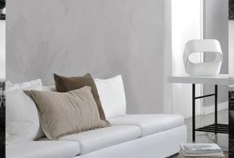 Maison decorative industrie - Enduit lisse metallise ...
