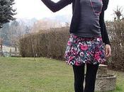 Jupe Pimkie toute Fleurie !!!!