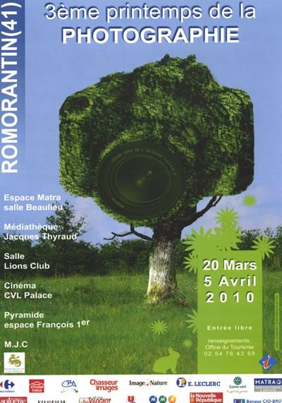 3 me printemps de la photographie romorantin lire for Au jardin d ozanne