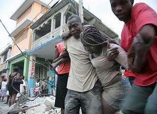 Pauvre Haïti