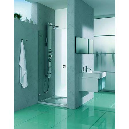 Osez le vert en d co paperblog - Salle de bain vert d eau ...