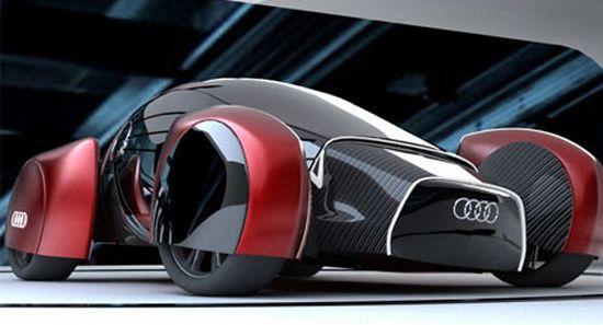 voiture propre audi a0 qs 1 Audi A0 QS, un concept de voiture propre ... encore !?