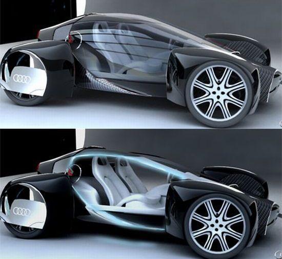 voiture propre audi a0 qs 2 Audi A0 QS, un concept de voiture propre ... encore !?
