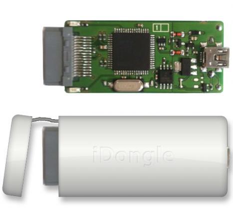 iDongle V2 : Un accessoire plus fin accompagné d'un étui