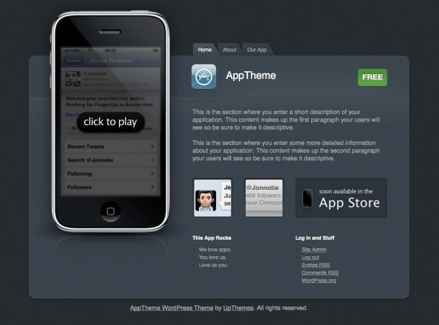 Développeurs : Promouvoir votre application avec un thème iPhone