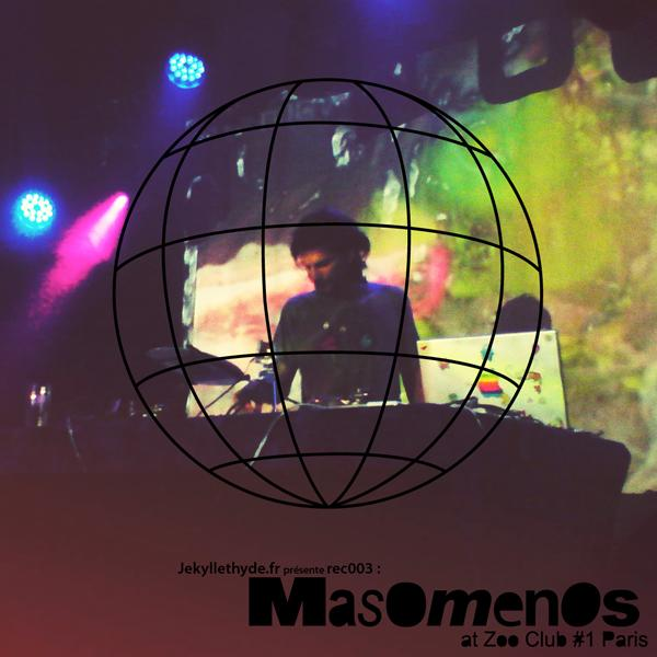 J&H;#003 Rec / Masomenos @ Zooclub