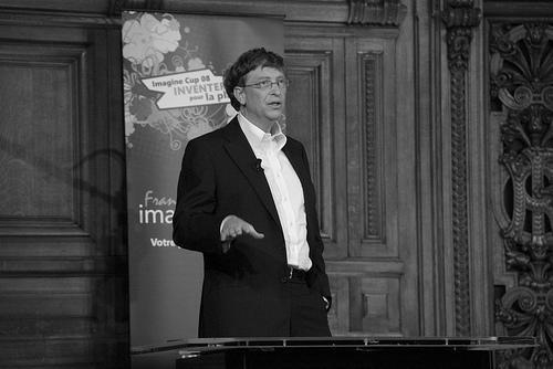 Bill Gates dans le nucléaire