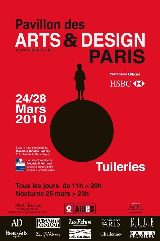 Du 24 au 28 Mars : Pavillon des Arts et du Design