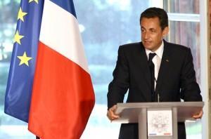La phrase du jour de Nicolas Sarkozy