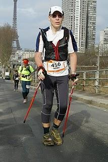 Eco trail de Paris   –  50 km  –   1ère édition