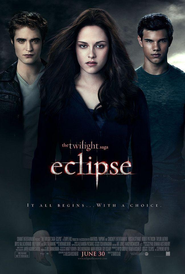 Première affiche pour Twilight 3 «eclipse»