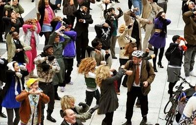 [News] Une série flash-mob sur NBC?