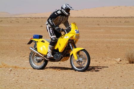 Le Dakar 2011 ... reste en Amerique du sud