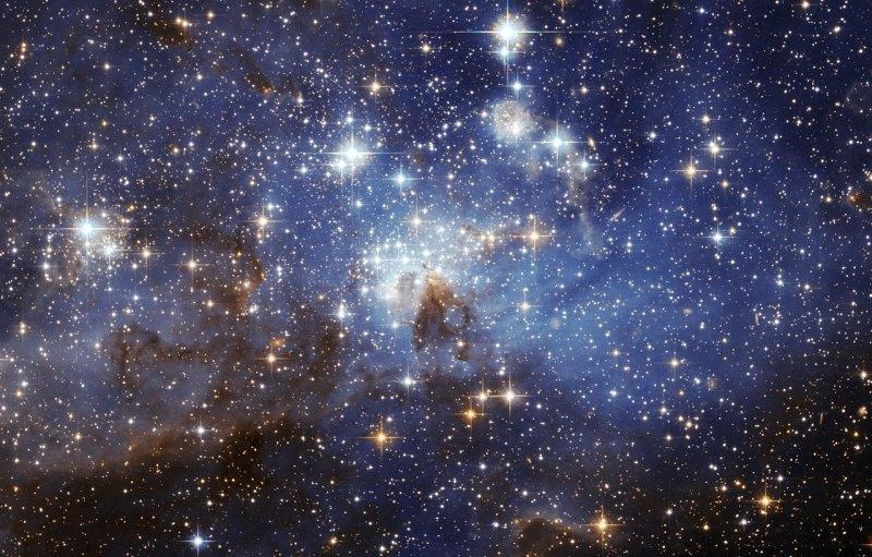 Les myriades d'étoiles scintillent (Ping Hsin)