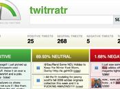 Twitter, découvrez facilement l'appréciation marques produits
