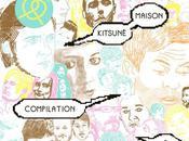 Kitsuné Maison minimix Tracklisting