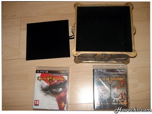 achat god of war iii edition trilogie ultime paperblog. Black Bedroom Furniture Sets. Home Design Ideas