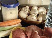 mange quoi demain?La blanquette veau