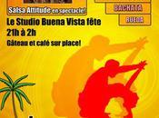Samedi avril 2010 Studio Buena Vista ans!