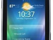 Aero smartphone Dell sous Android