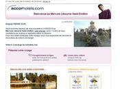 L'Internet d'avant séjour avec relation client email exemplaire Accor
