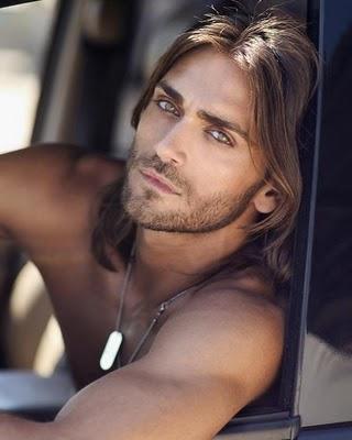 la plus belle homme du monde