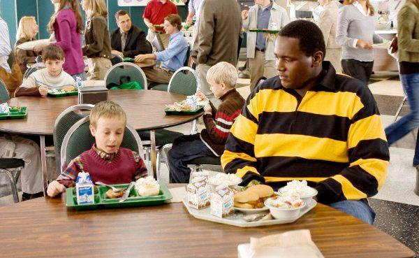 Nick Saban the Blind Side Movie