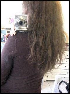 24 ans après, je découvre ma nature de cheveux...
